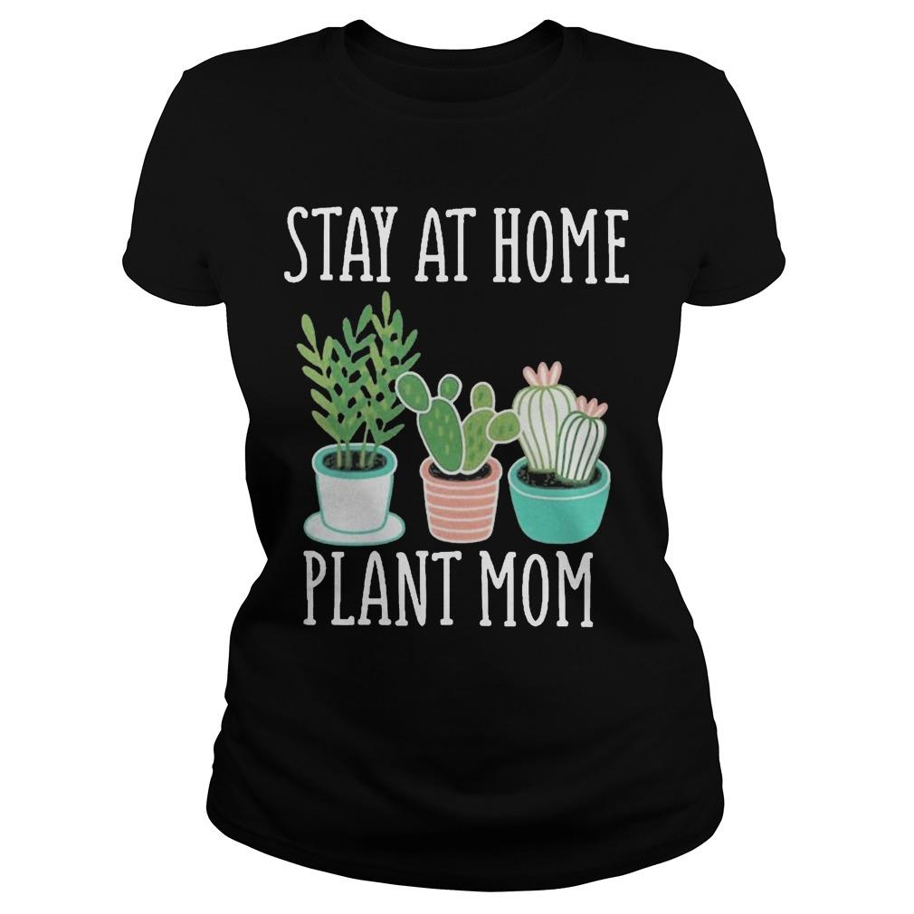 Stay At Home Plant Mom Longsleeve