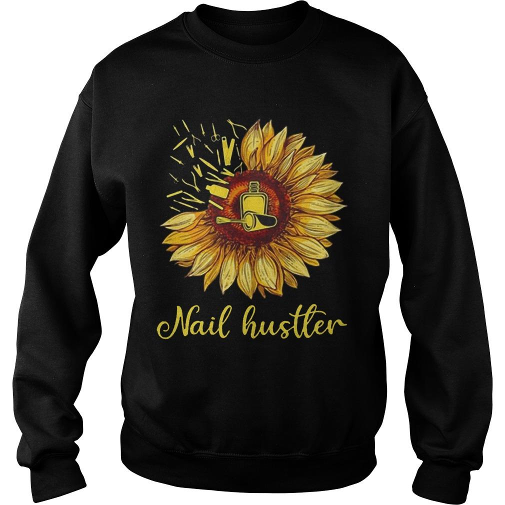 Sunflower Nail Hustler Sweater