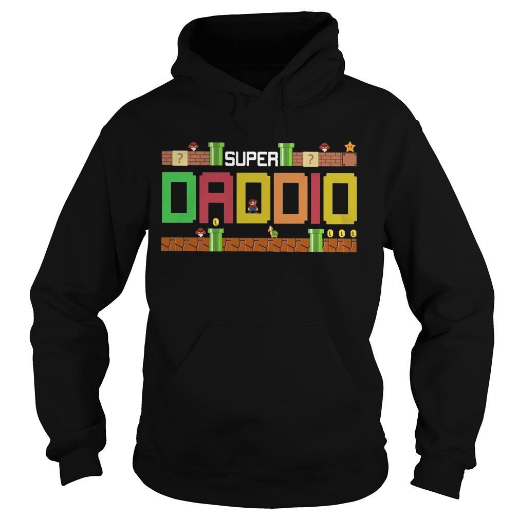 Super Daddio Hoodie