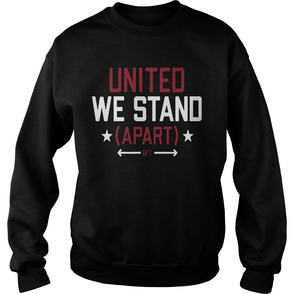 United We Stand Apart Sweater