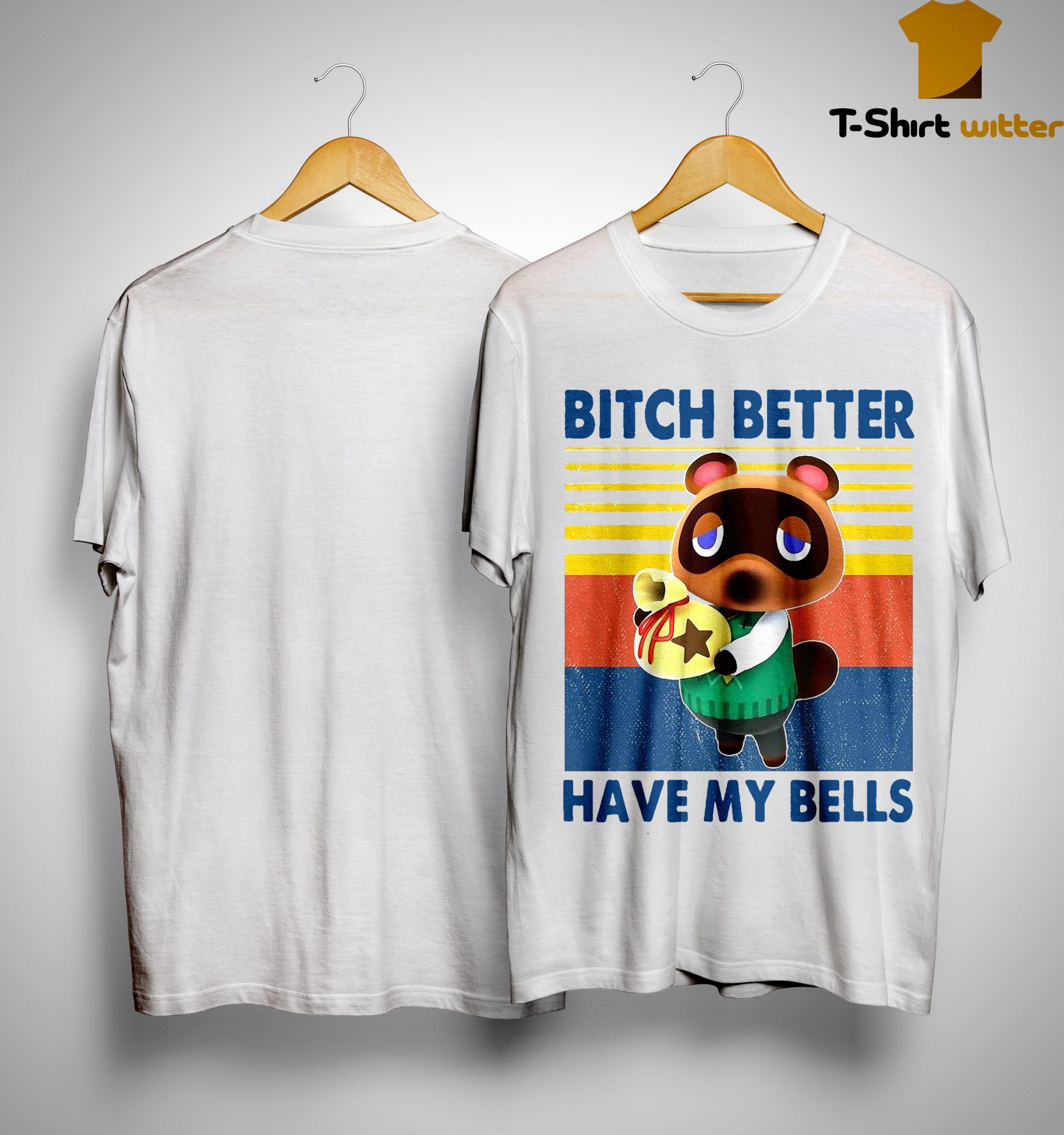 Vintage Game Bitch Better Have My Bells Shirt