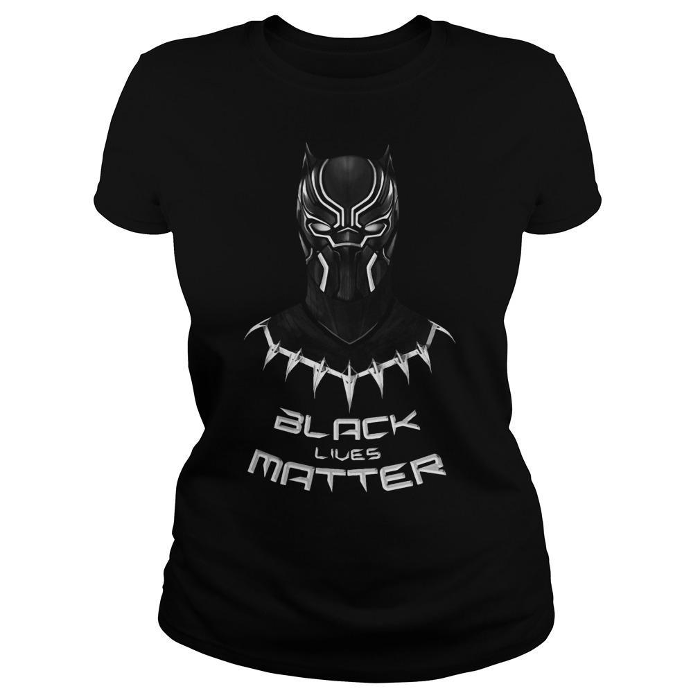 Black Panther Black Lives Matter Longsleeve