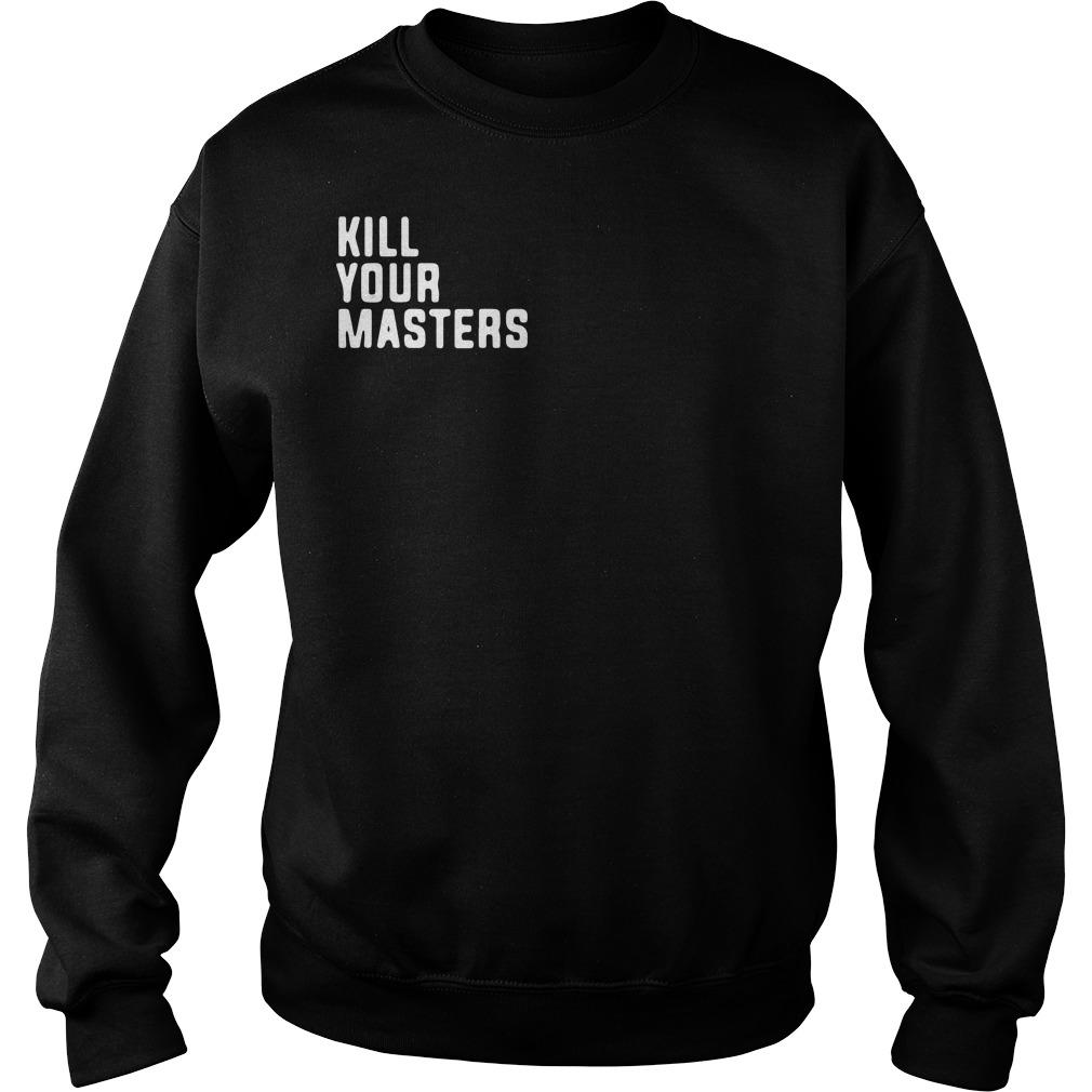Cnn Killer Mike Kill Your Masters Sweater