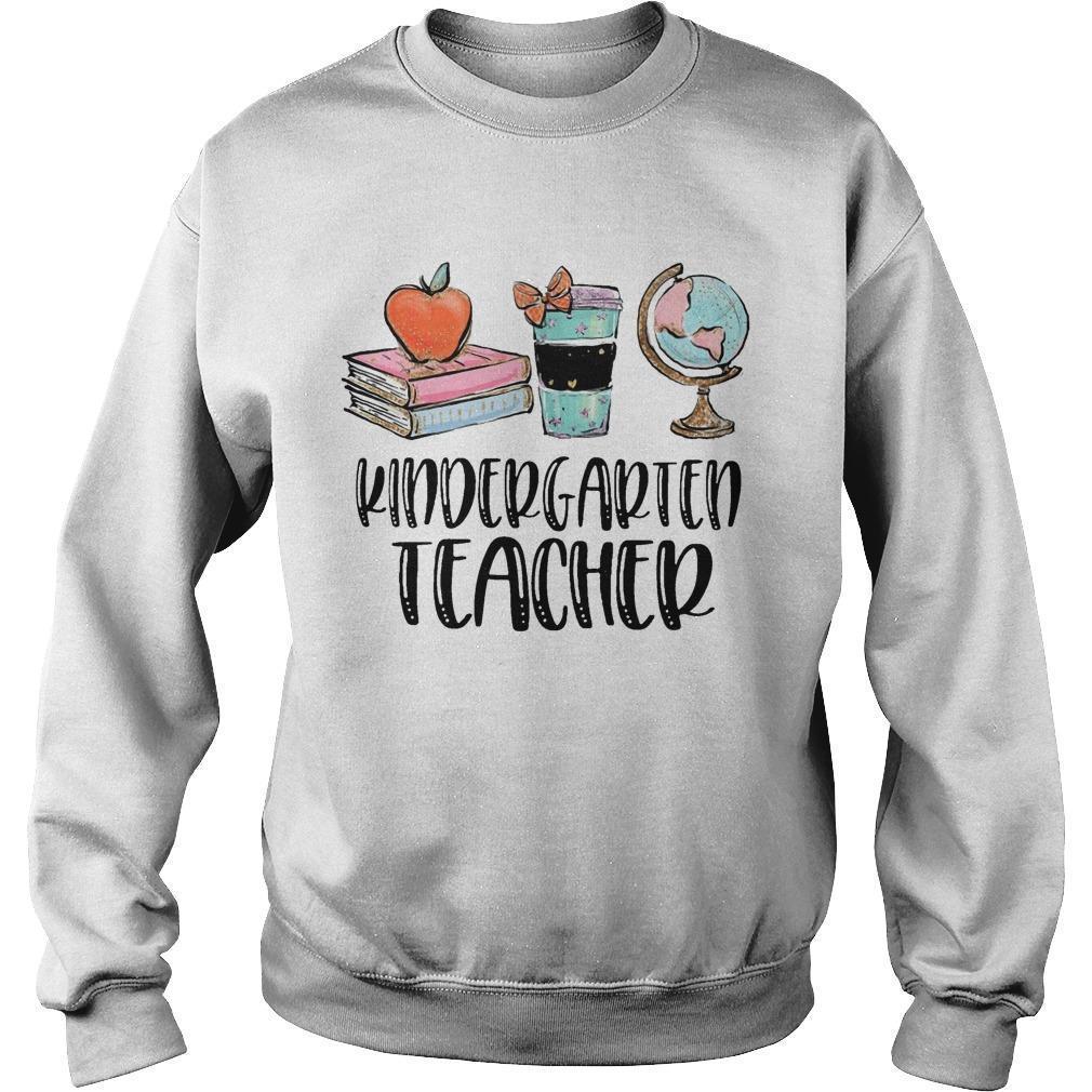 Kindergarten Teacher Sweater