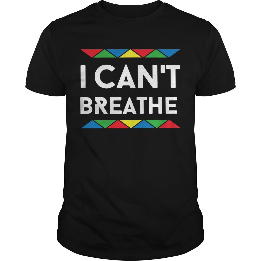Lgbt I Can't Breathe Shirt