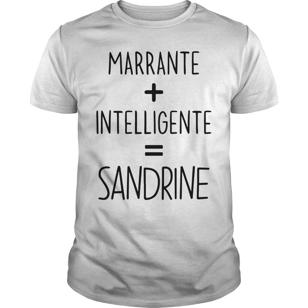 Marrante Intelligente Sandrine Shirt