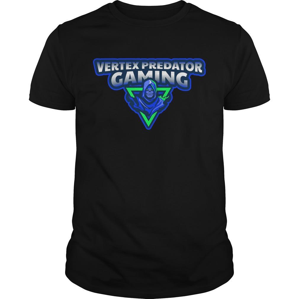 Vertex Predator Gaming Shirt