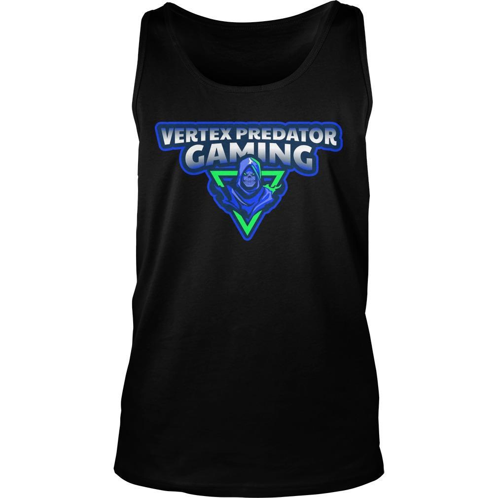 Vertex Predator Gaming Tank Top