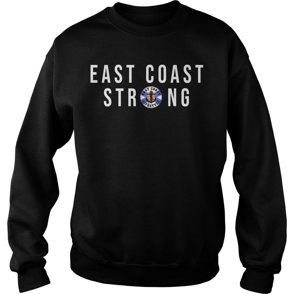 East Coast Lifestyle East Coast Strong Sweater