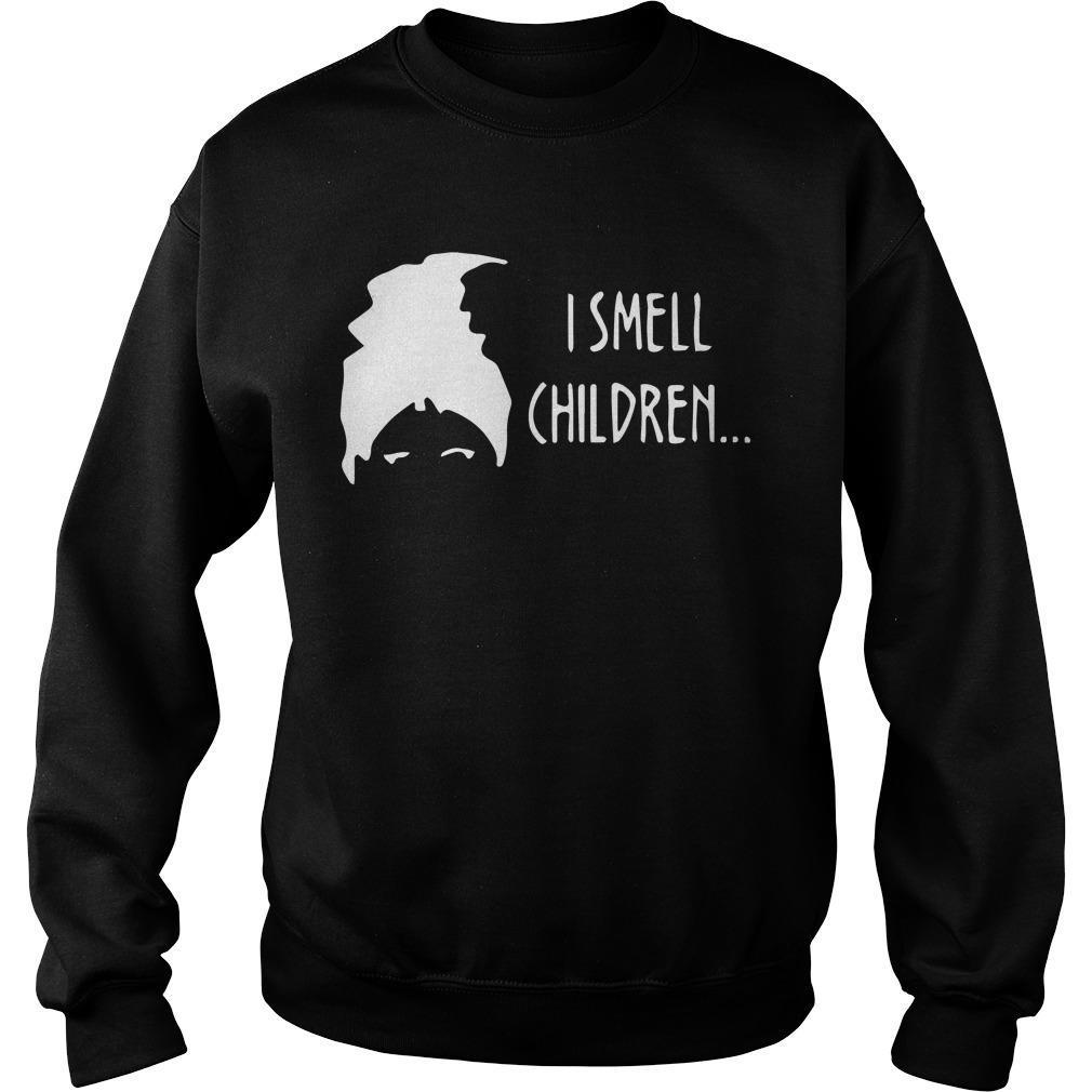 I Smell Children Sweater