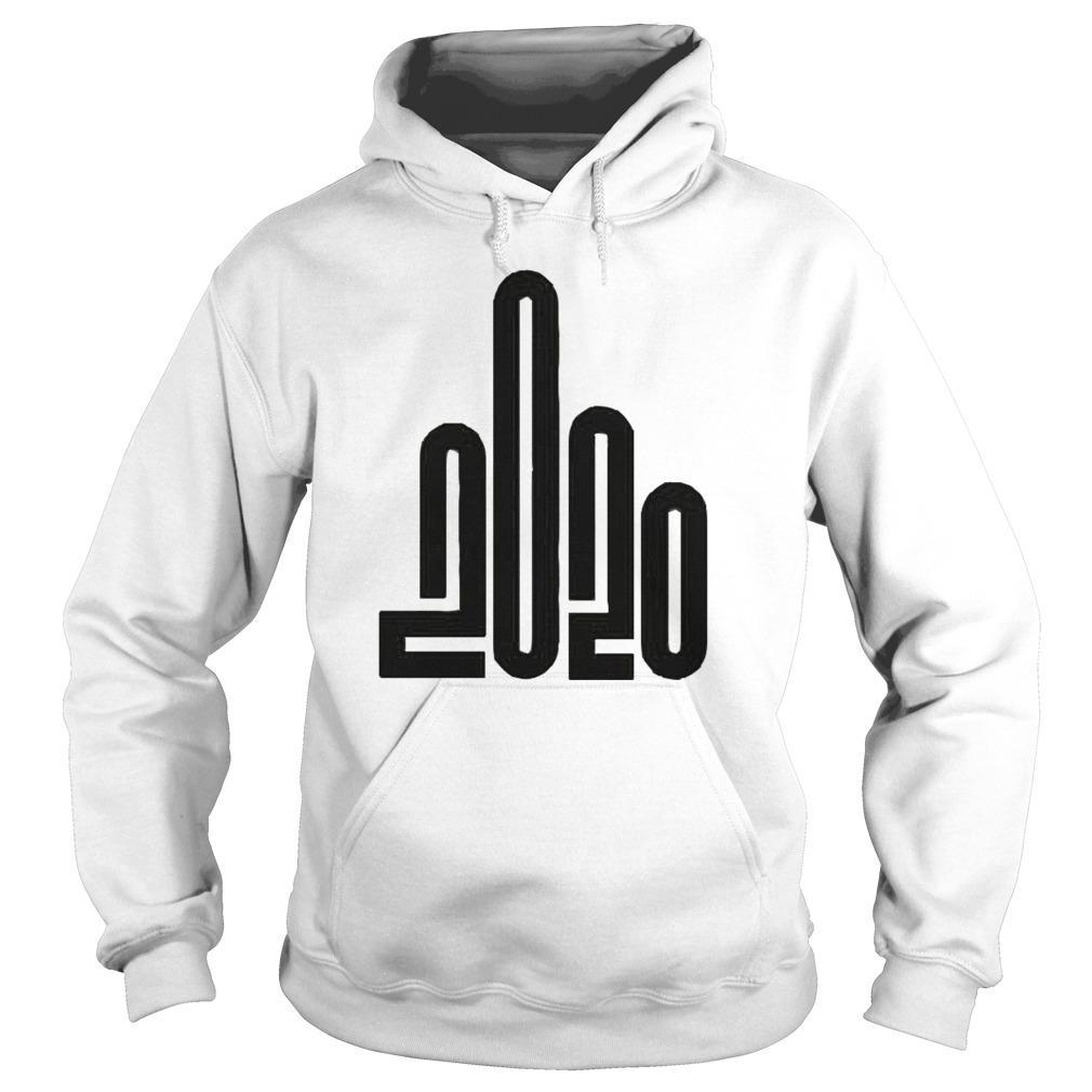 Middle Finger 2020 Hoodie
