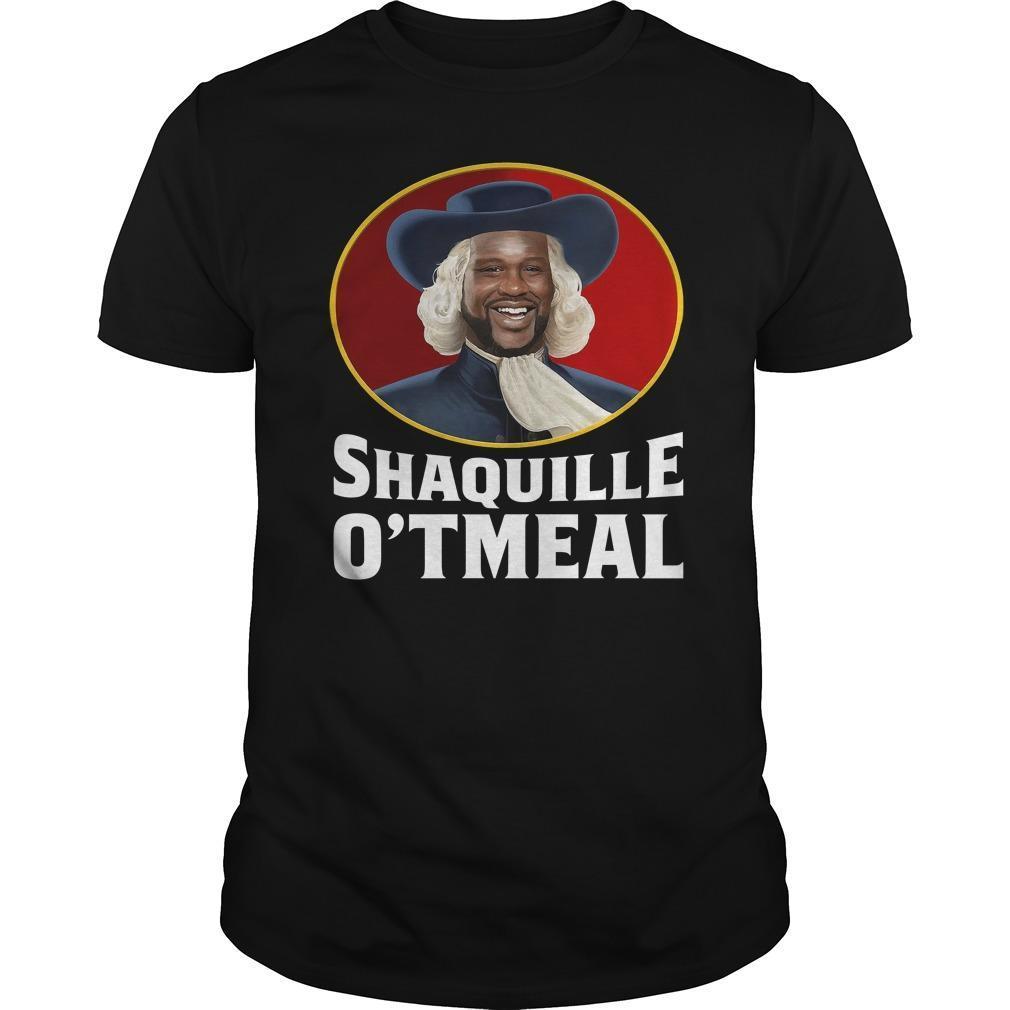 Shaquille O'tmeal Shirt