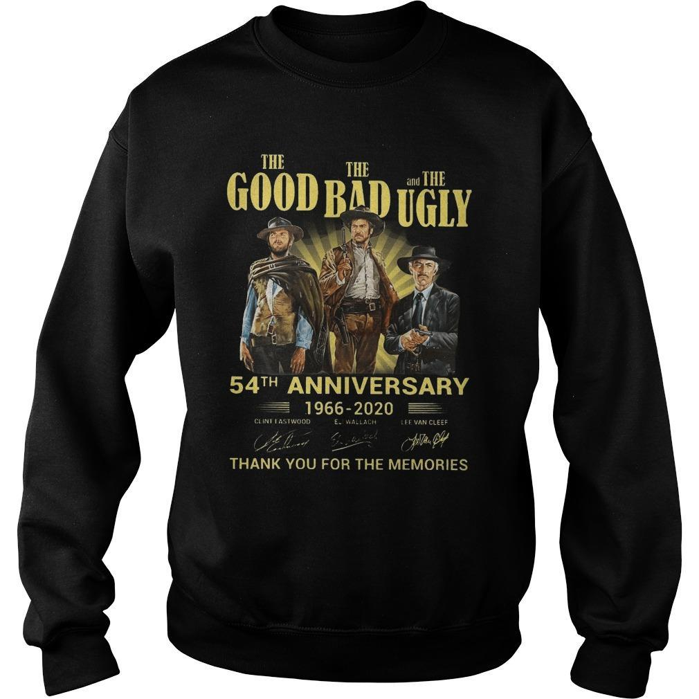 The Good The Bad And The Ugly 54th Anniversary Sweater