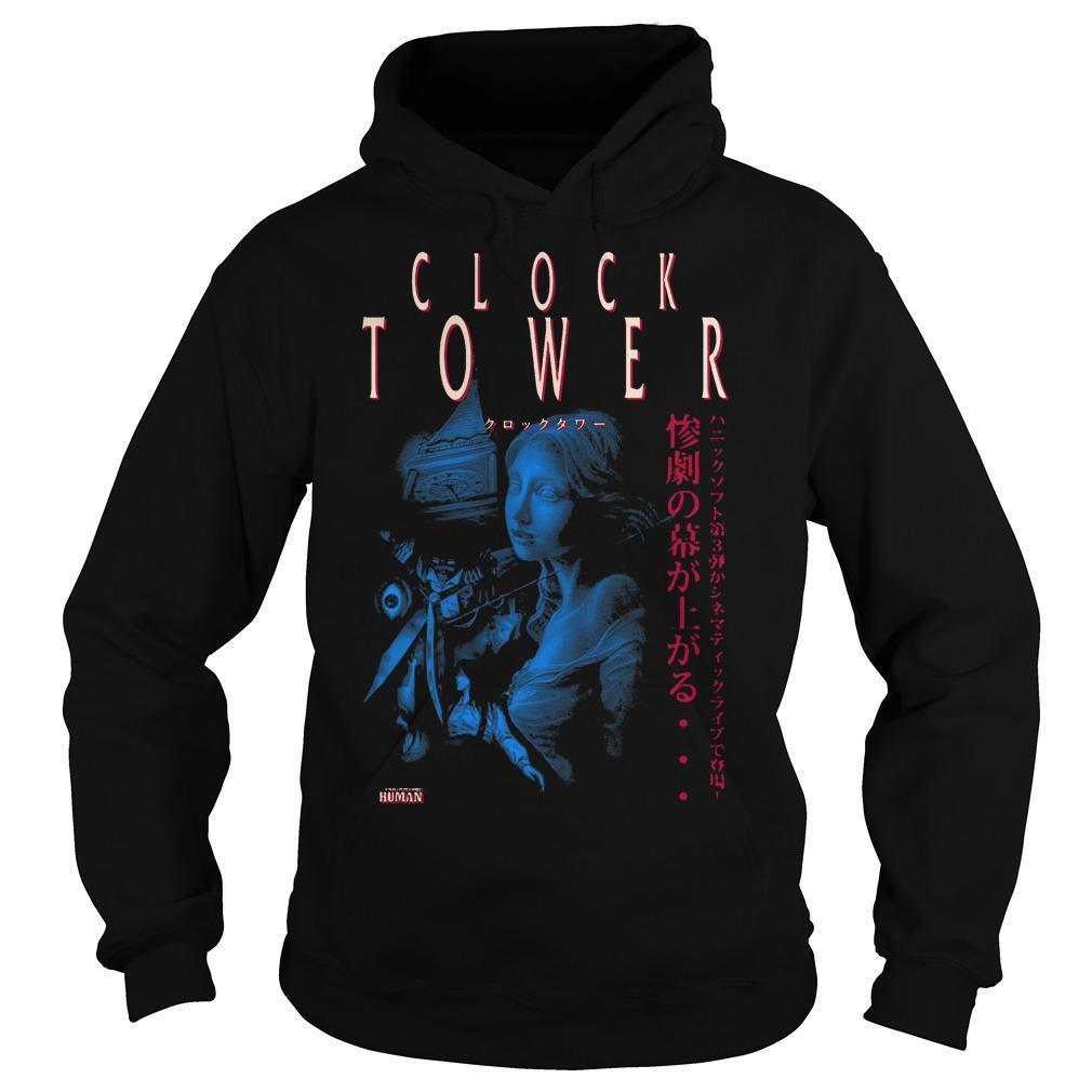 Clock Tower Hoodie
