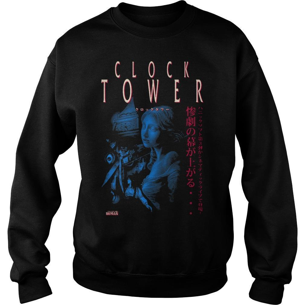 Clock Tower Sweater