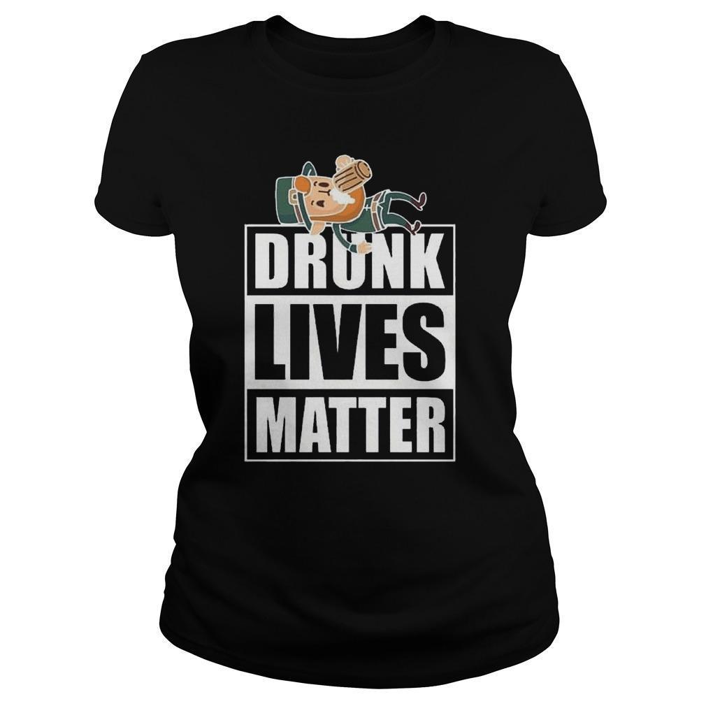 Drunk Lives Matter Longsleeve
