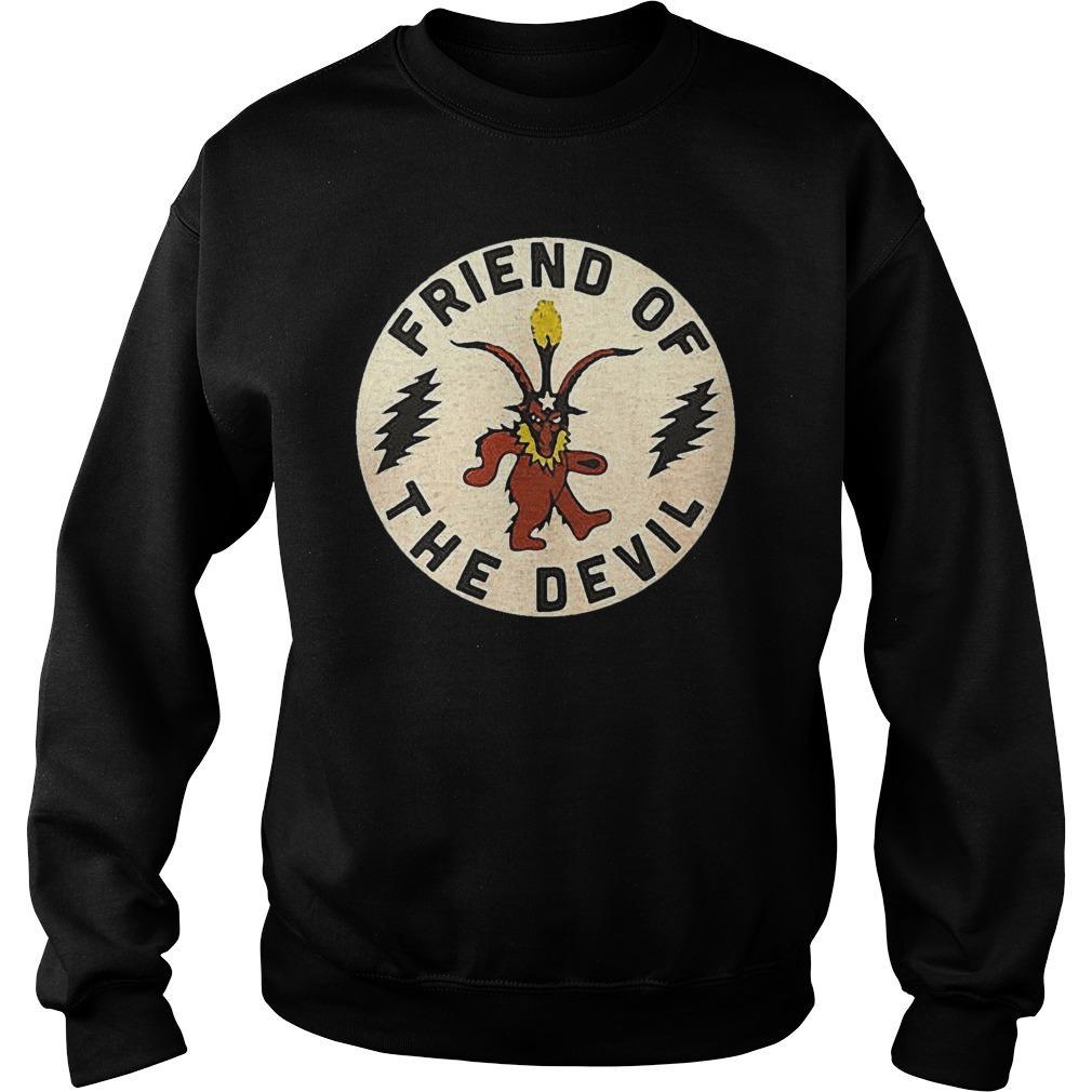 Friend Of The Devil Sweater