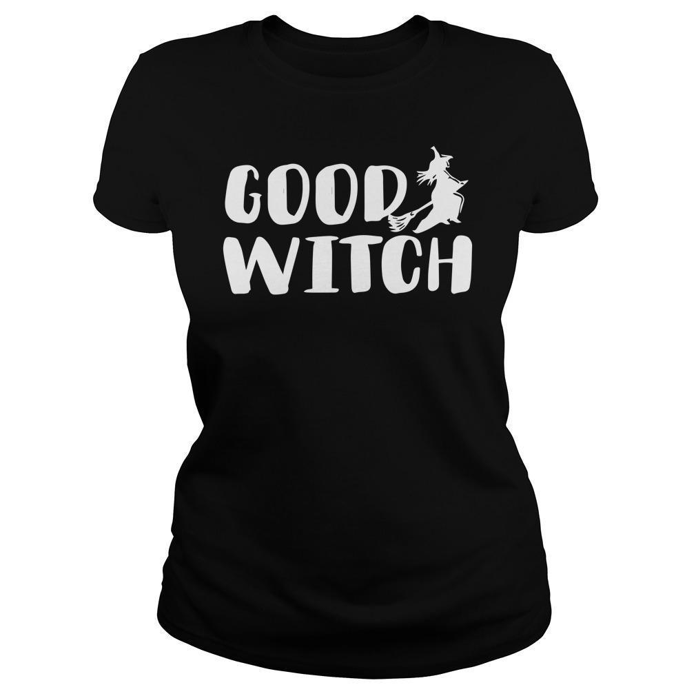Halloween Good Witch Longsleeve