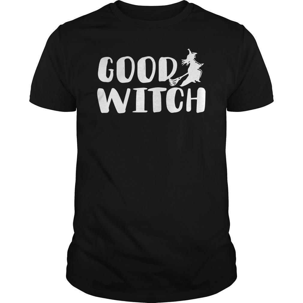 Halloween Good Witch Shirt