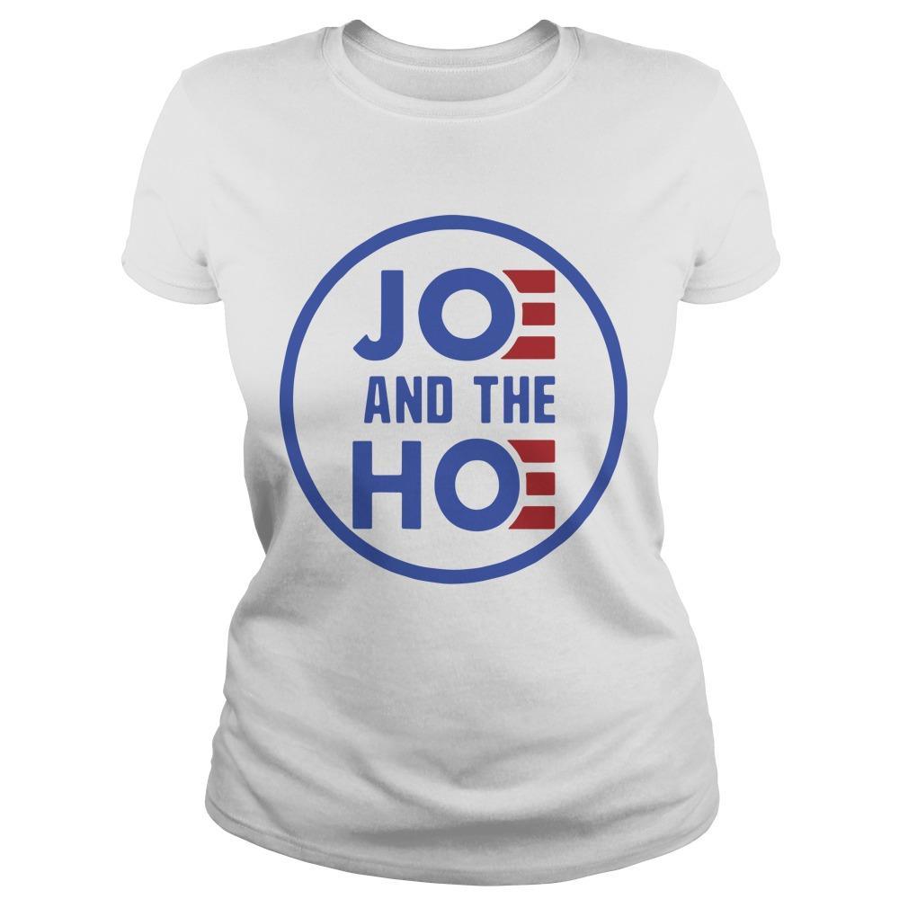 Joe And The Hoe Longsleeve
