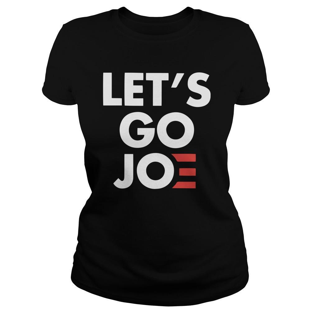 Let's Go Joe Tank Top