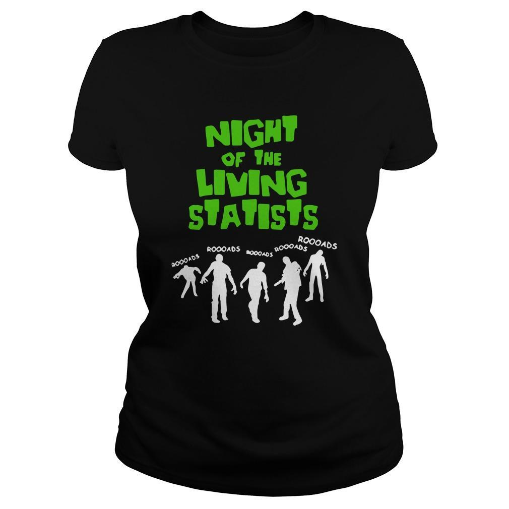 Night Of The Living Statists Longsleeve