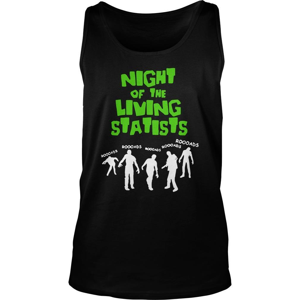 Night Of The Living Statists Tank Top