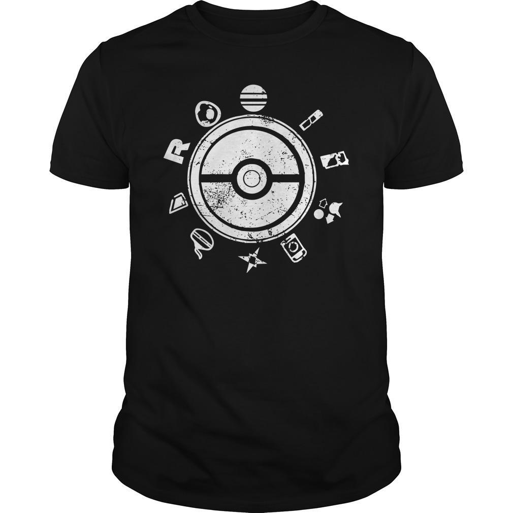Pokemon Go Fest 2020 Shirt