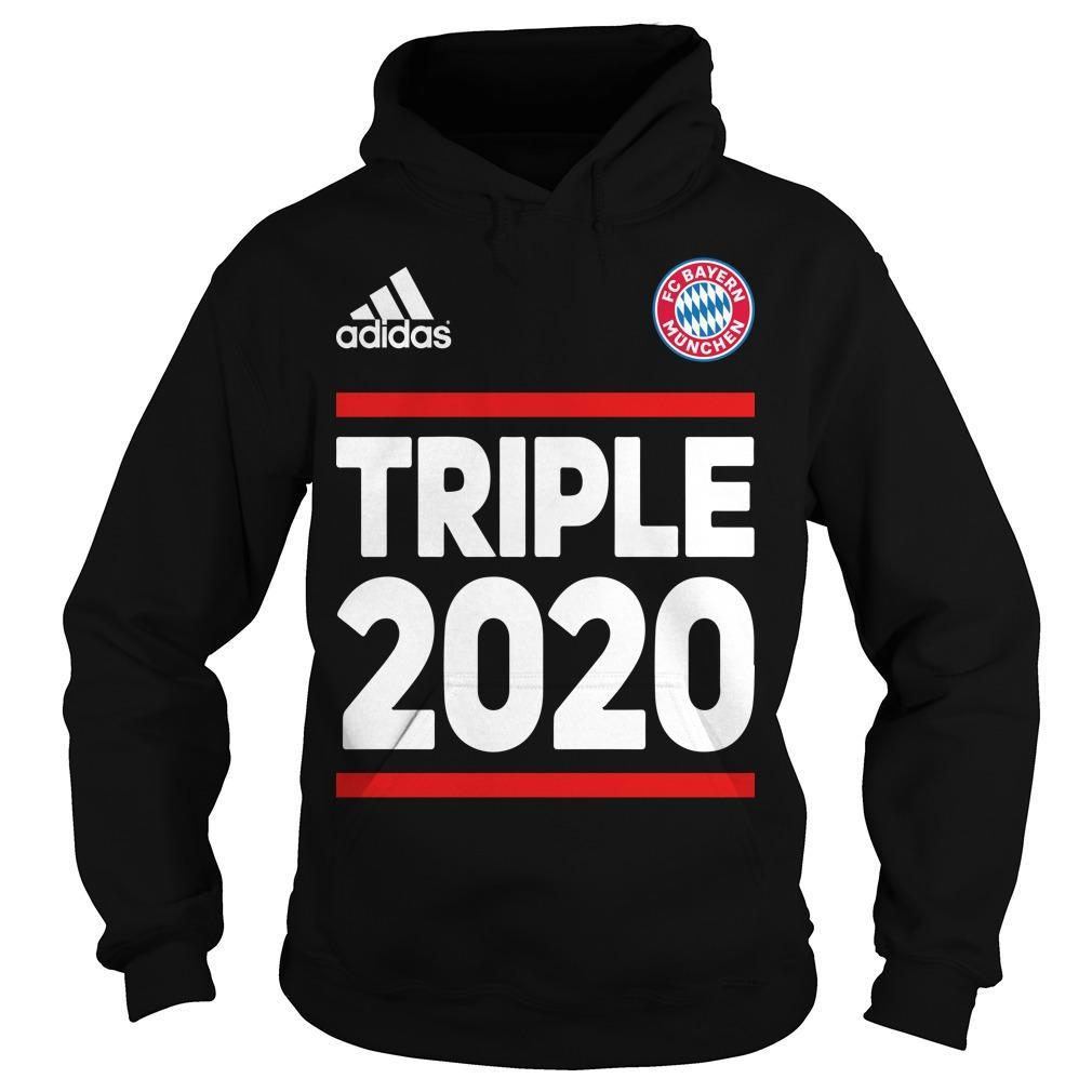 Triple T Fc Bayern Hoodie
