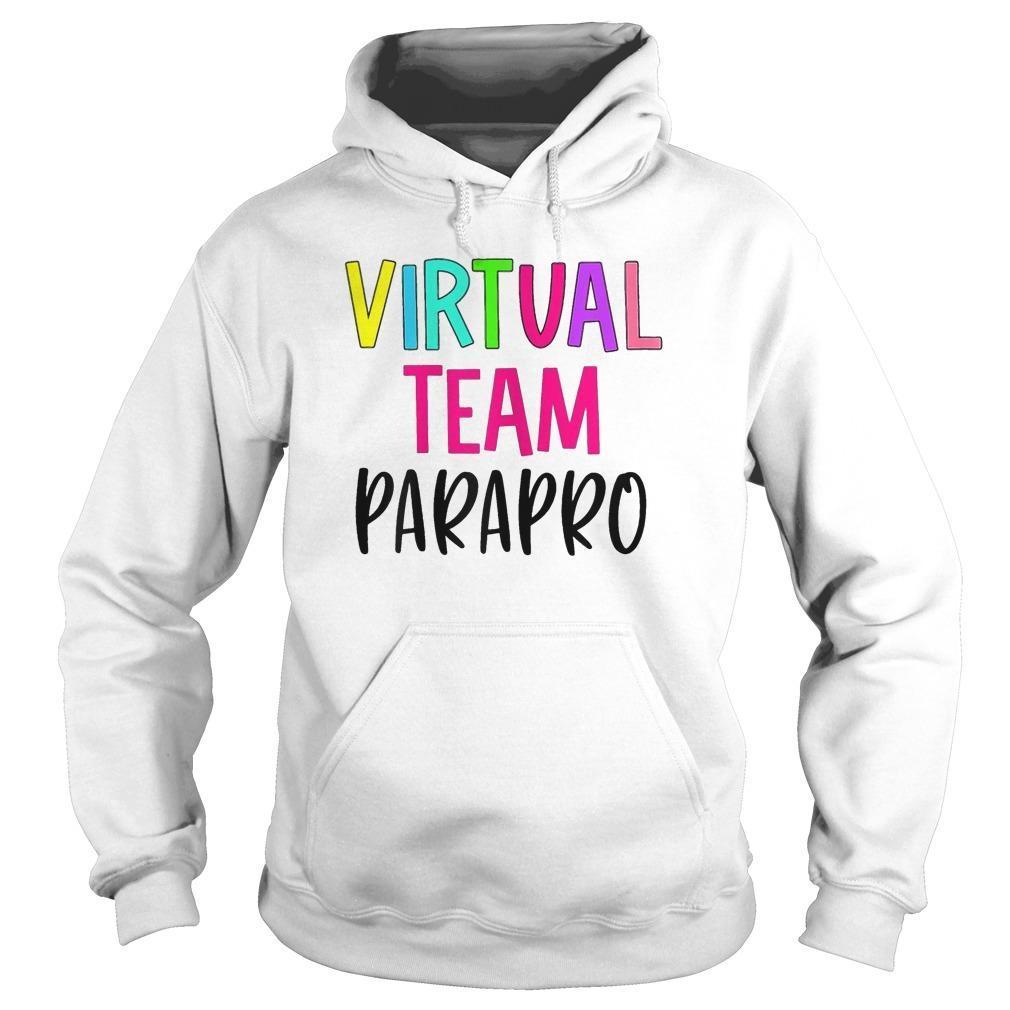 Virtual Team Papapro Hoodie