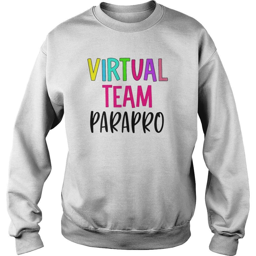 Virtual Team Papapro Sweater
