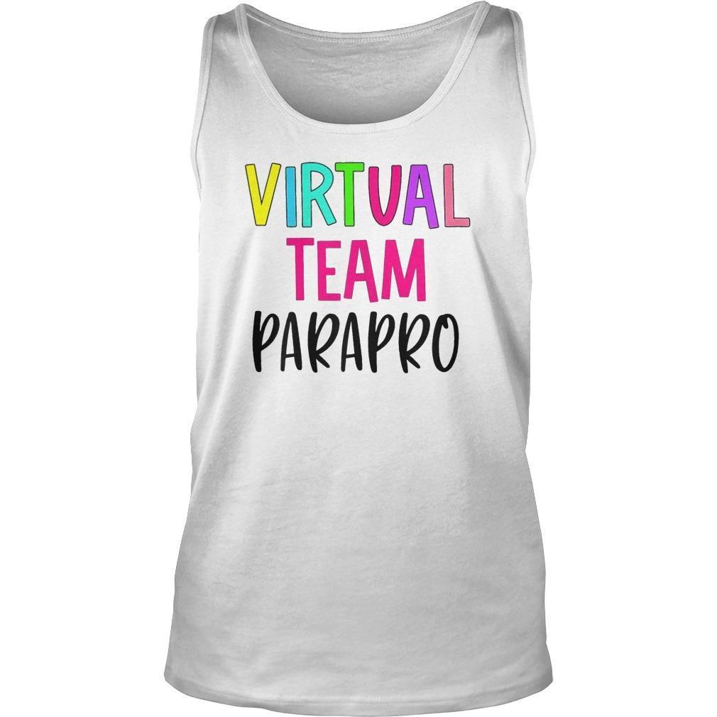 Virtual Team Papapro Tank Top
