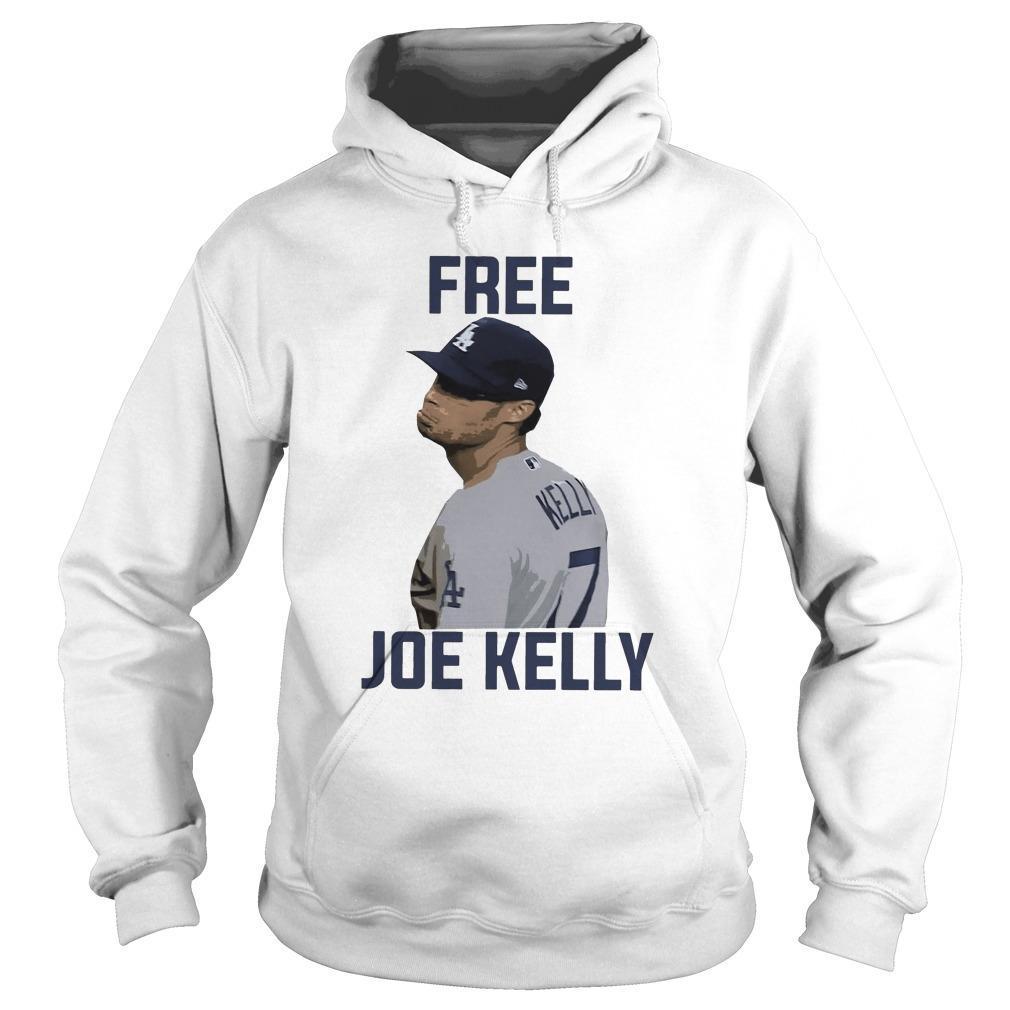 Free Joe Kelly T Hoodie