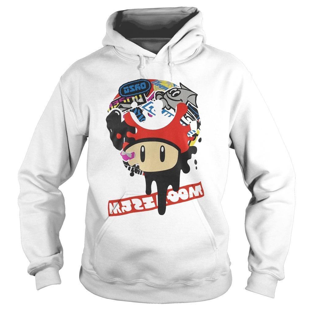 Mario Splatfest Hoodie