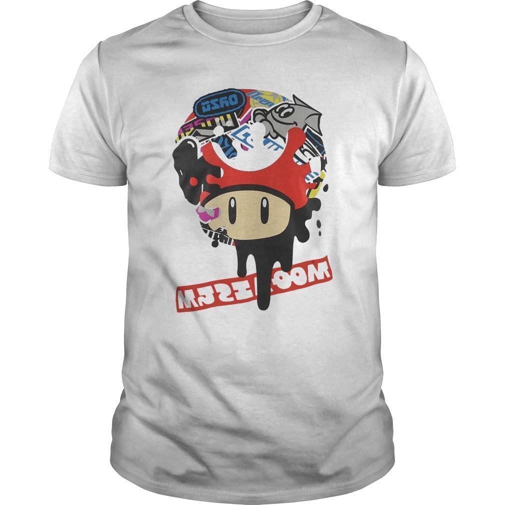 Mario Splatfest Shirt