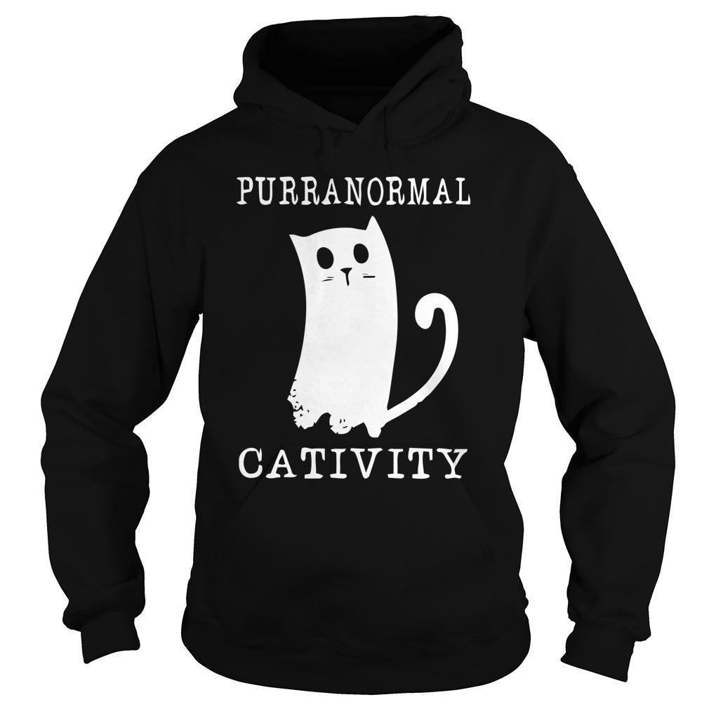 Purranormal Cativity Hoodie