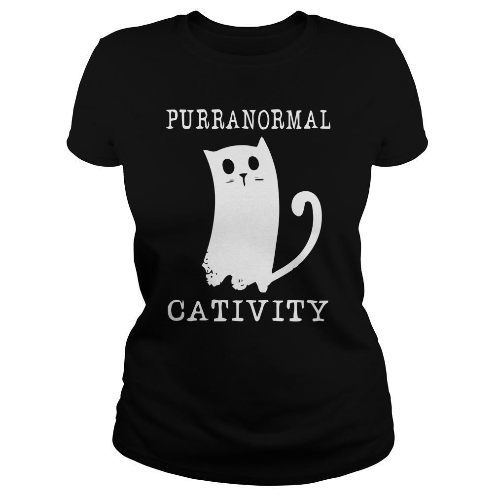 Purranormal Cativity Longsleeve
