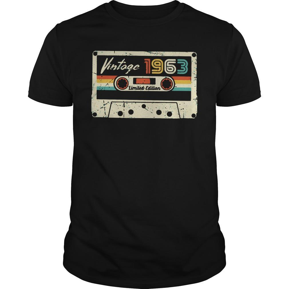 Vintage 1963 Limited Edition Shirt