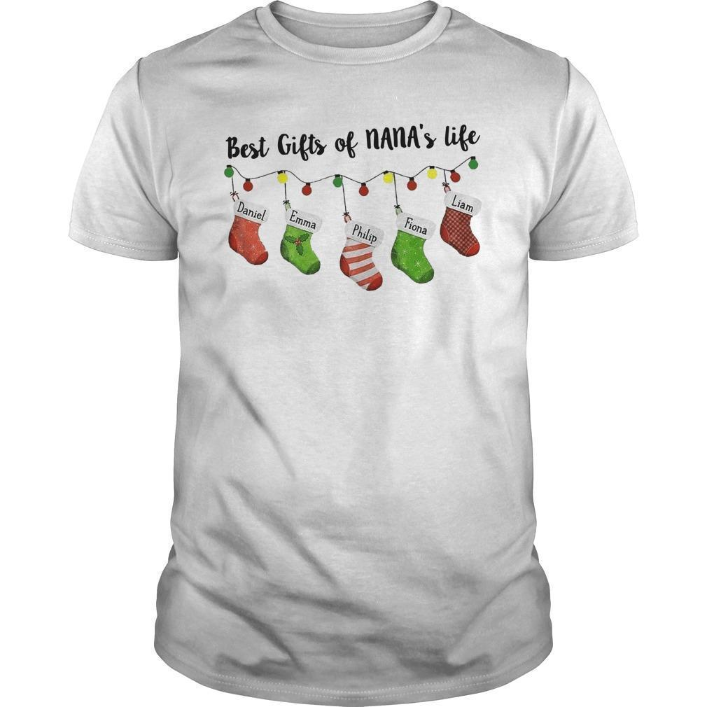 Best Gifts Of Nana's Life Shirt
