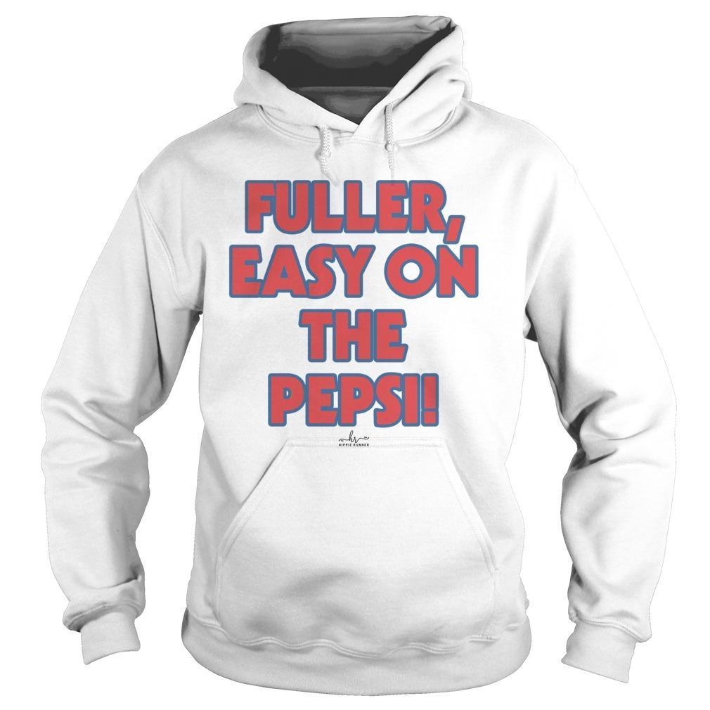 Fuller Easy On The Pepsi Hoodie