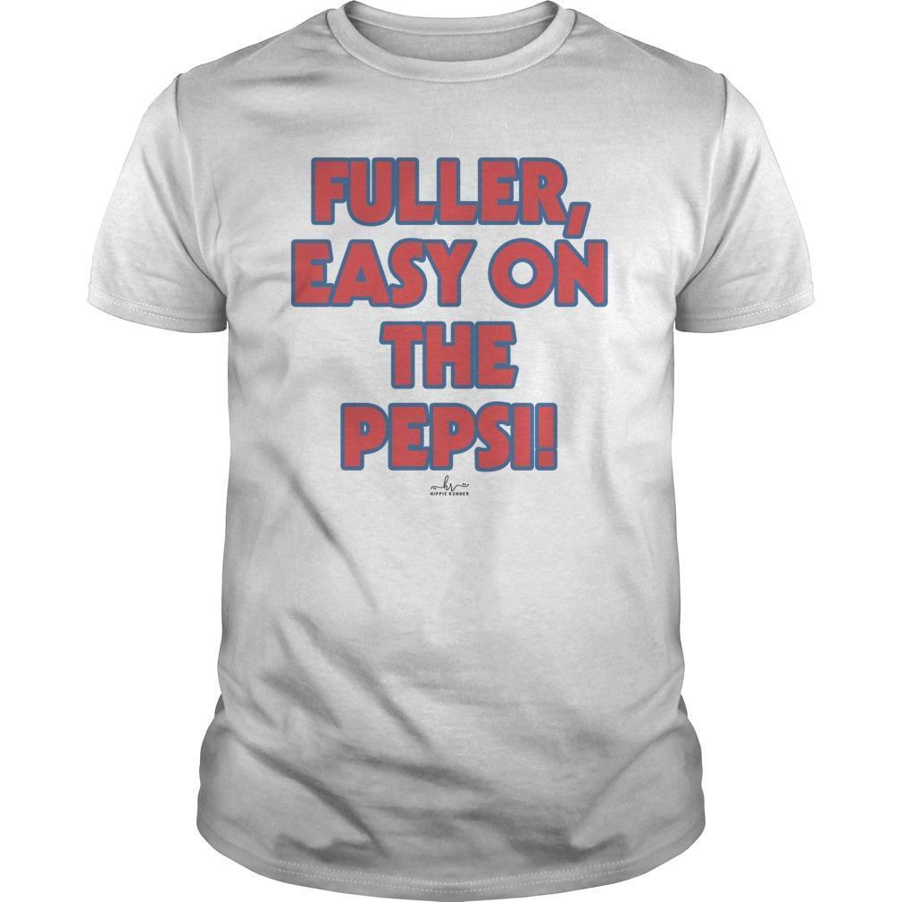 Fuller Easy On The Pepsi Longsleeve