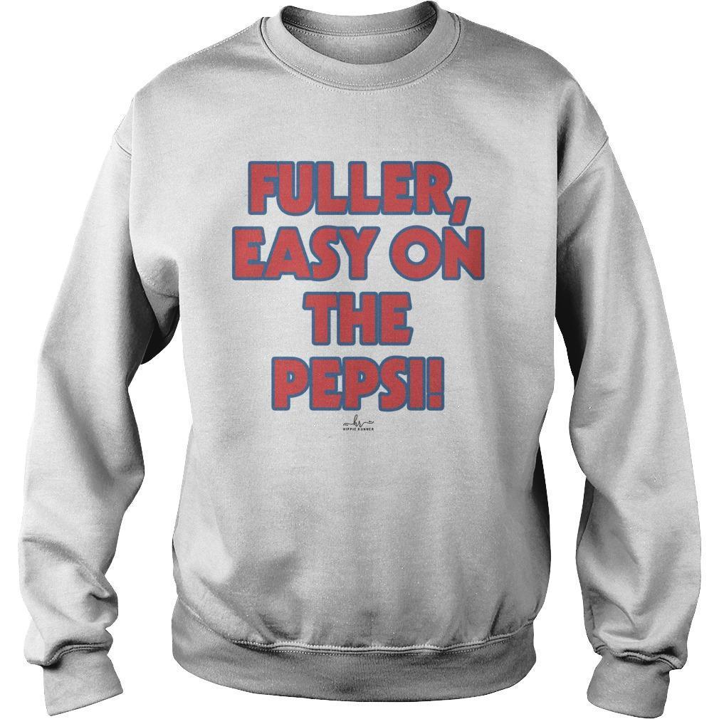Fuller Easy On The Pepsi Sweater