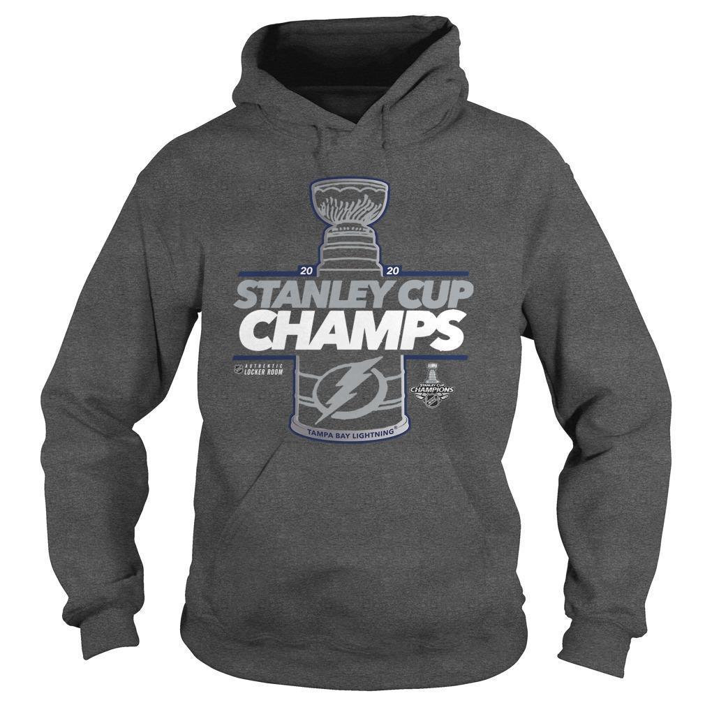 Tampa Bay Lightning Stanley Cup Hoodie