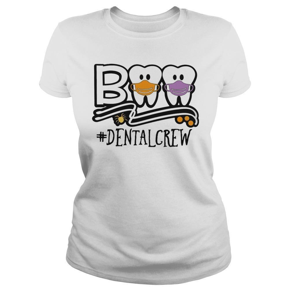 Teeth Boo #dentalcrew Longsleeve
