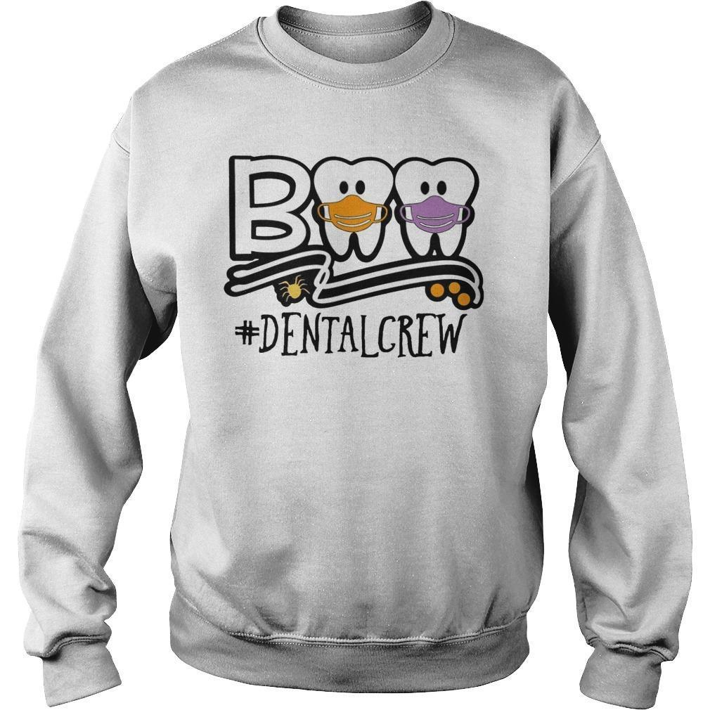 Teeth Boo #dentalcrew Sweater