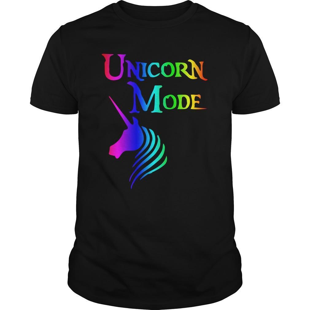 Unicorn Mode Longsleeve