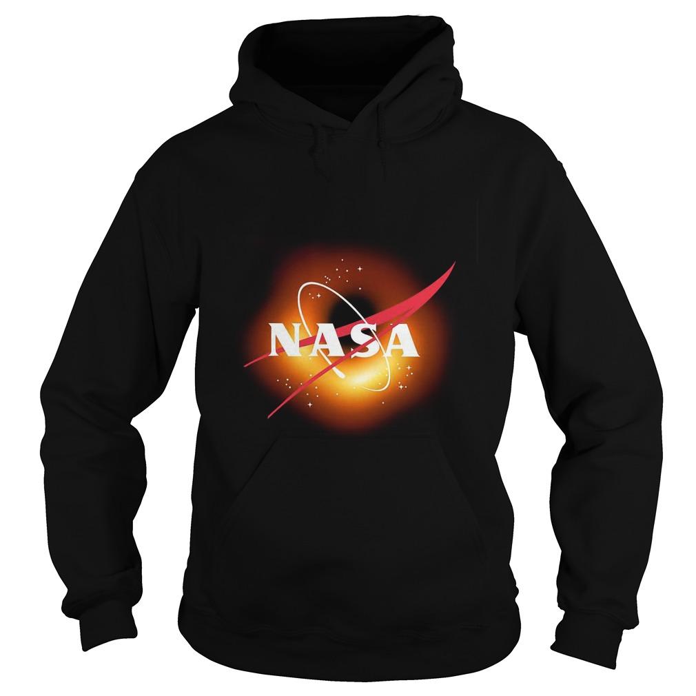 EHT Black Hole Nasa Hoodie