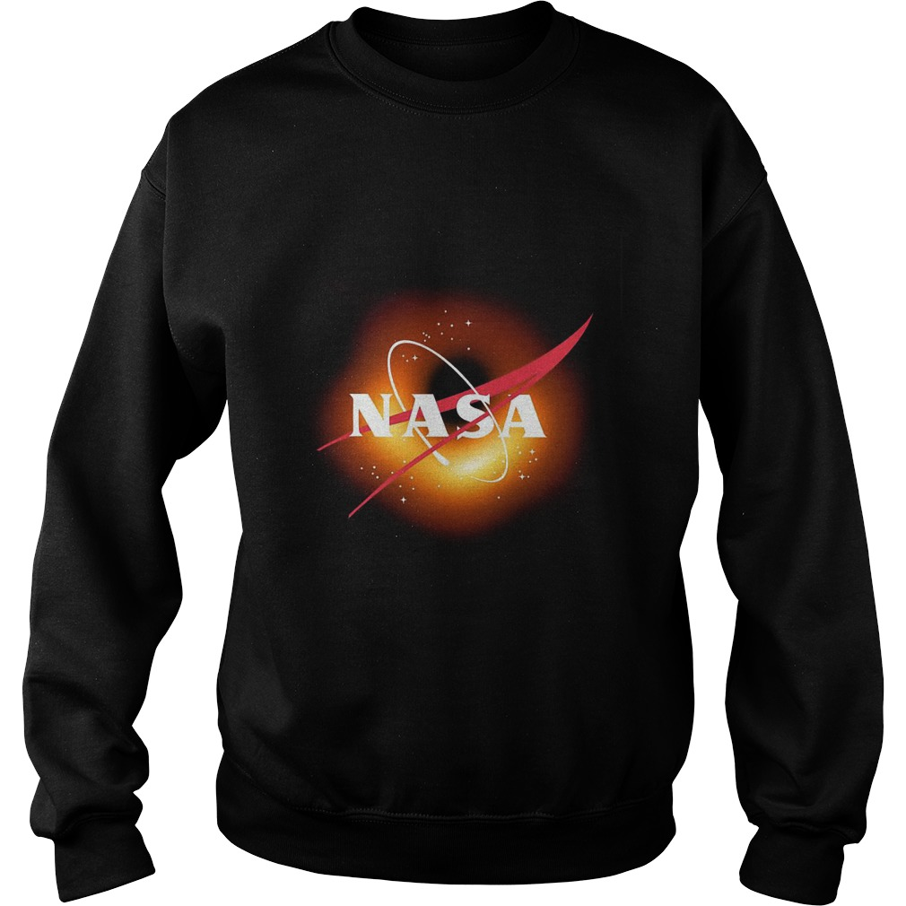 EHT Black Hole Nasa Sweater