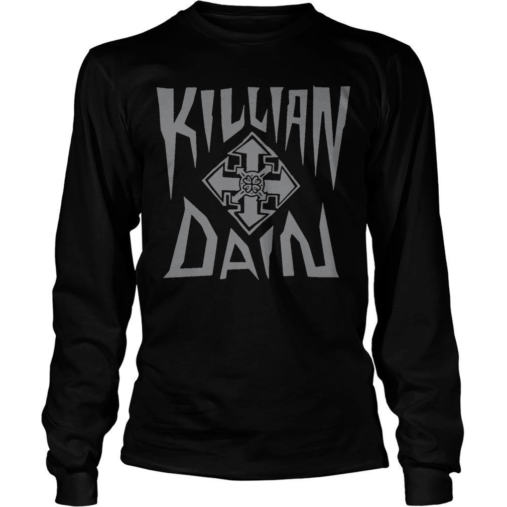 Bro Killa Killian Dain Longsleeve