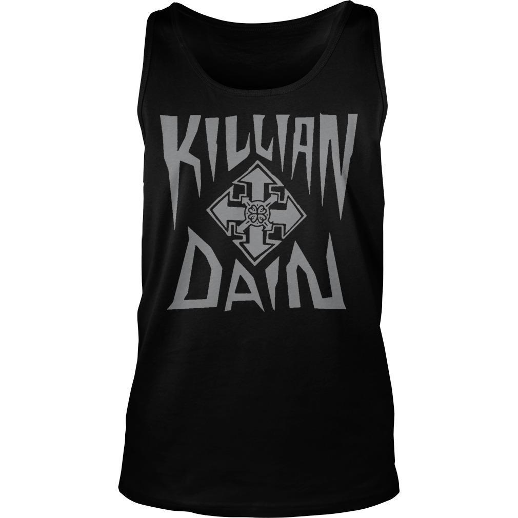 Bro Killa Killian Dain Tank Top